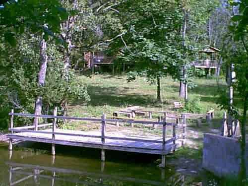 Our Fishing Dock